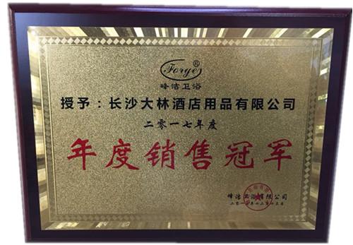 必威平台注册公司荣誉证书