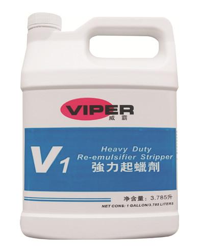 V1强力起蜡剂3.8L