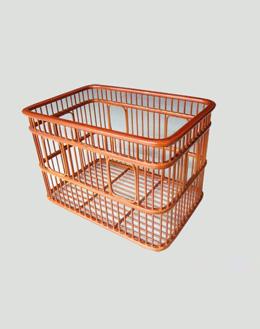 长方形立式毛巾框(竹制)